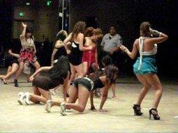 El Potrero Night Club Concurso