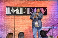 George Wallace at Improv Comedy Club