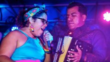 La Santa Cecilia at Twilight Concerts