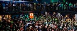 DC Club Saturday night