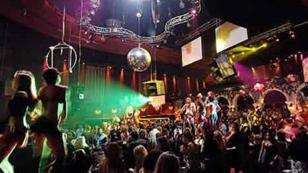 Night Club Miami Beach