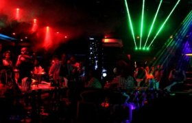 African night clubs in London