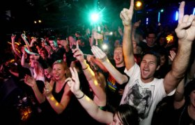 Urban night clubs in London