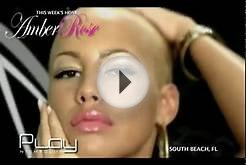 AMBER ROSE host This Thursday Ladies Night at Club PLAY in