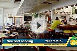 Best Restaurants in Orange County - Newport-Landing