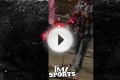 CC Sabathia Leaves Toronto Night Club as Street Fight