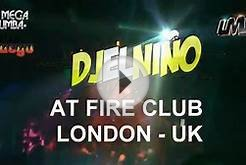 DJ El Niño @ Fire Night Club (London, UK)