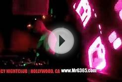 Mr. G Live at Agency Nightclub, Hollywood, CA