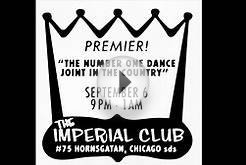 The Imperial Club @ Chicago Swing Dance Studio Stockholm