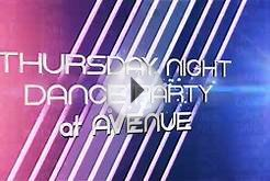 Thursday Night Dance Party at Le Club Avenue, Long Branch NJ